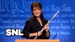 VP Debate: Sarah Palin and Joe Biden - SNL