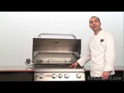 BULL Angus 4 Burner Gas Grill Inspection - BBQGuys.com
