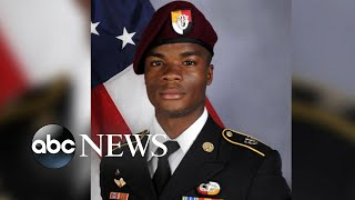 The deadly Niger ambush that killed four US soldiers