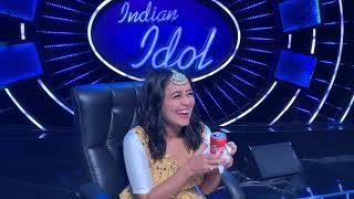 Indian Idol के सेट पे Neha Kakkar ने खोले कई राज़! 😝