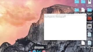 Change Default Screenshot Location On A Mac Yosemite