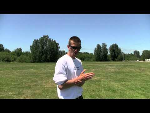 Revolution Tutorial - Line Weight & Length (quad line stunt kite)