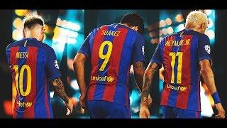 Messi - Suarez - Neymar   MSN ● Skills & Goals 2017 HD