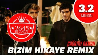 Çağatay Akman - Bizim Hikaye Remix (Ari Gemci) Official Video
