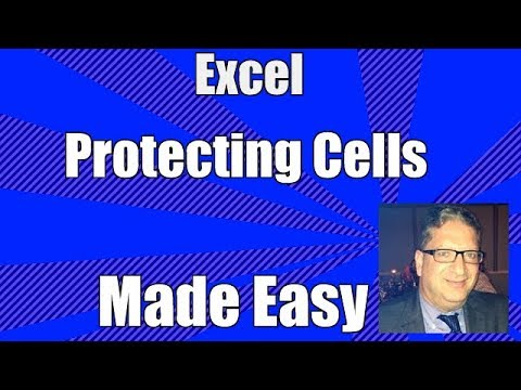 Excel protecting cells - How to protect cells in Microsoft Excel 2010, 2013, 2016, Office365
