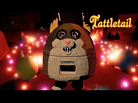 MAMA Is Coming For You!  Tattletail Twin Toys Kids Jumpscare