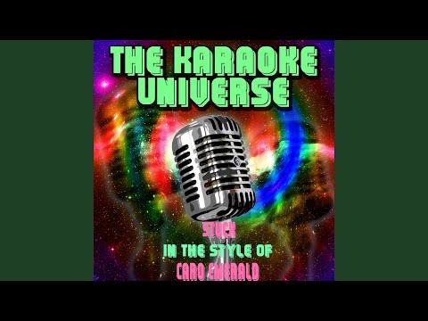 Stuck (Karaoke Version) (In the Style of Caro Emerald)