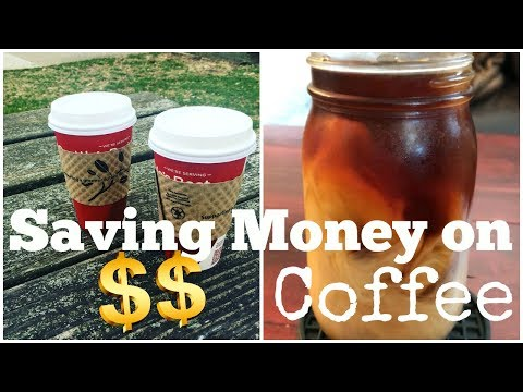 3 Tips for Saving Money on AMAZING Coffee! || HEALTHY LIVING ON A BUDGET