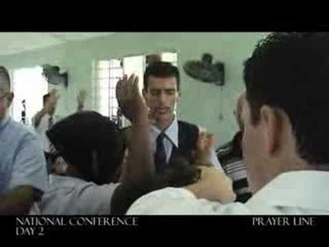 Cuba for Christ - October 2007 - A Cuban Pentecost