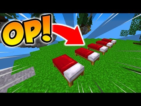 GET MULTIPLE BEDS IN MINECRAFT BED WARS!