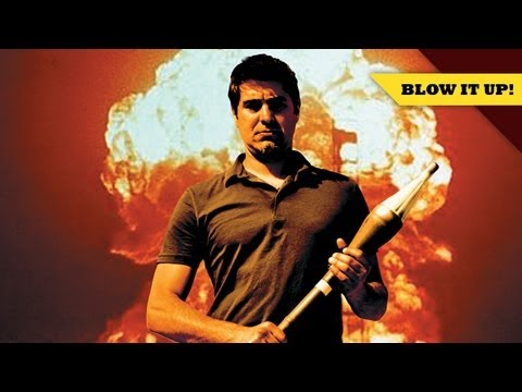 Blow It Up! New Show with Tory Belleci