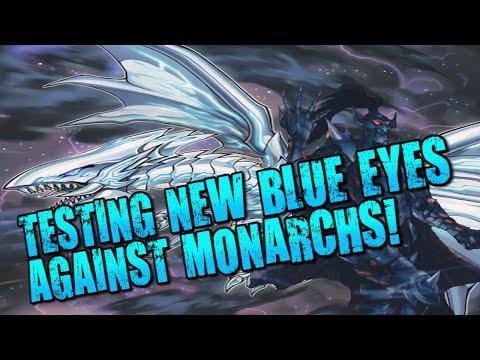 Testing New Blue Eyes Against Monarchs! Full Match