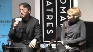 Kazuo Ishiguro discusses his intention behind writing the novel, Never Let Me Go