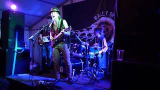 The Electric Experience - Live Clip at the Rally of Lúg Longarm - Aug 2017