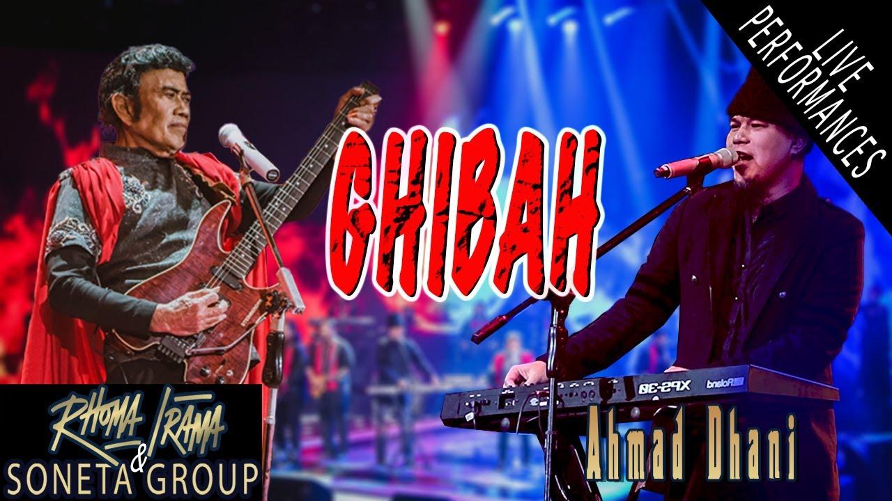 Download RHOMA IRAMA & SONETA GROUP FEAT. AHMAD DHANI - GHIBAH (LIVE) MP3 Gratis