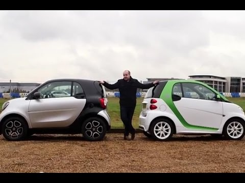 Smart ForTwo 2015 review | TELEGRAPH CARS