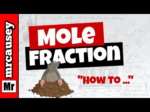 Mole Fraction Explained