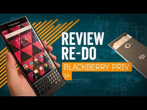 BlackBerry Priv Review Re-Do [2017]