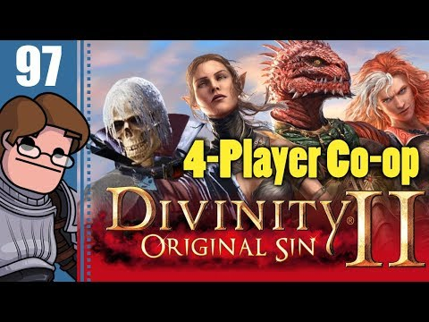 Let's Play Divinity: Original Sin 2 Four Player Co-op Part 97 - The Impish Pocket Realm