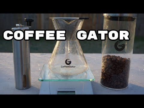 Coffee in the Great Outdoors - Coffee Gator