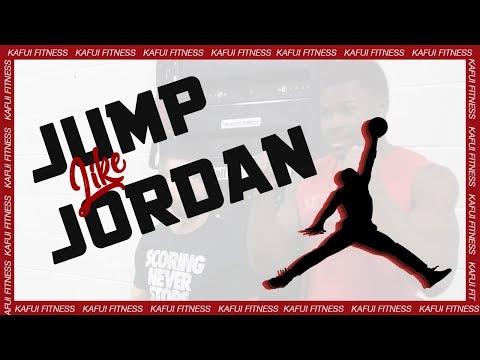 How To Jump Higher: Get Height Like Air Jordan