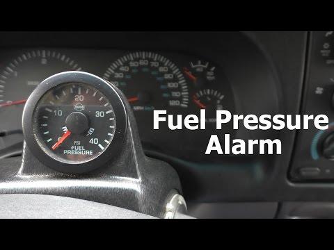 DIY Fuel Pressure Sensor Alarm - Save your VP44 on your Dodge Cummins Ram