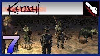 MODDED KENSHI | 13 | Post Apocalyptic Squad Based RPG | Kens