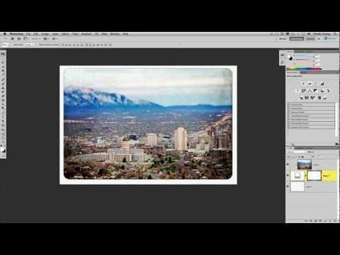 Two Minute Tip: Creating Rounded Corners in Photoshop