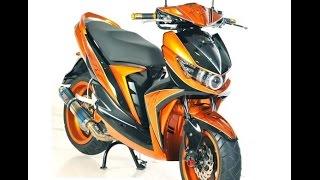 99 Model Modifikasi Motor Yamaha Soul Gt Terbaru 2019