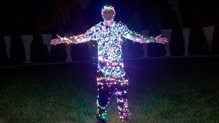3,000 LED LIGHTS ON MY BODY W/ PUBLIC REACTIONS
