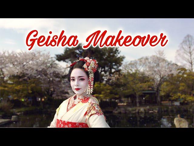Download Geisha Makeover In Kyoto, Japan ! MP3 Gratis