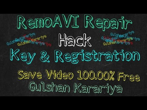 How To Repair & Save Corrupt Video With Remo AVI Hack (100% Free)