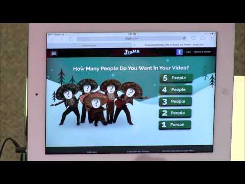 Jibjab's New and Improved Elf Dance App: iPad Today 176