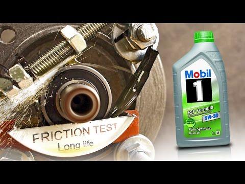 Mobil 1 ESP Formula 5W30 Jak skutecznie olej chroni silnik?