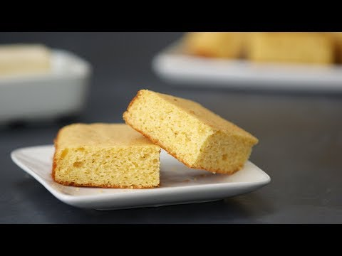 The Foolproof Method to Crumble-Free Cornbread- Kitchen Conundrums with Thomas Joseph