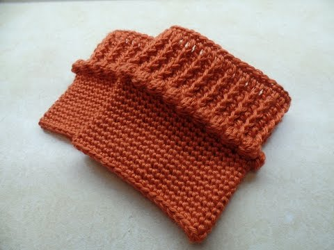 CROCHET How to #Crochet Posts and Bobbles Boot Cuffs #TUTORIAL #273 LEARN CROCHET