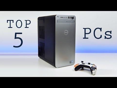 Top 5 Prebuilt Gaming PCs (2017)