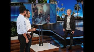 Ellen Has a Big Surprise for Viral McDonald's Pranksters
