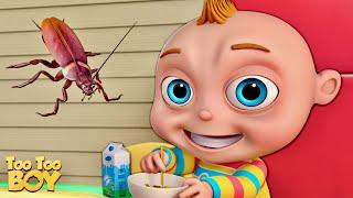 Pest Trouble Episode   TooToo Boy   Cartoon Animation For Children   Videogyan Kids Shows