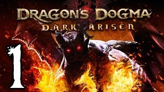 Dragon's Dogma Dark Arisen Walkthrough Part 1 - Welcome to Bitterblack Isle (XBOX 360/PS3)