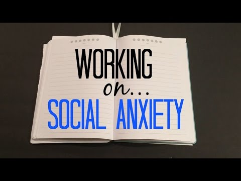 Working on Social Anxiety | Coping Skills