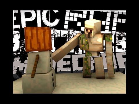 How To Make Golems in Minecraft PS3