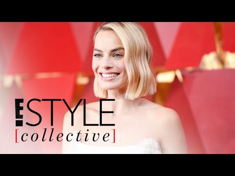 How to Get Margot Robbie's 2018 Oscars Hairstyle | E! Style Collective | E! News