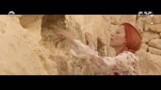 مسلسل واحة الغروب| كاثرين تحاول فك طلاسم الإشارات الموجودة بمعبد الموتي لمعرفة وصية الإسكندر