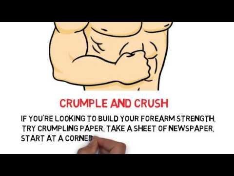 Crumple and Crush