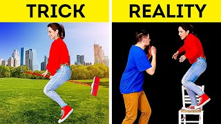 IMPOSSIBLE IS POSSIBLE! MAGIC TRICKS REVEALED. Funny ideas for everyone