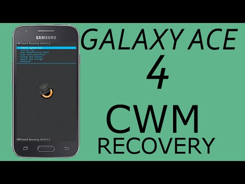 CWM | Philz Recovery Install Samsung Galaxy Ace 4 | Trend 2 | S Duos 3