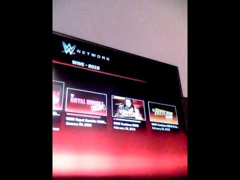 What me and Lewis think of the wwe network/review