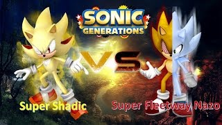 Sonic Generations Mod Part 149_ (JUSTICE VS EVIL) Hyper