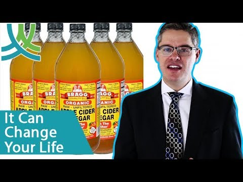 Health Benefits Of Apple Cider Vinegar - What Can It Do For You?